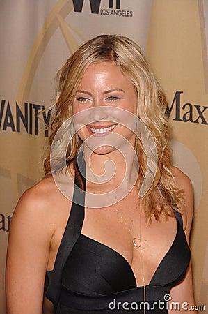 Brittany Daniel Editorial Stock Photo