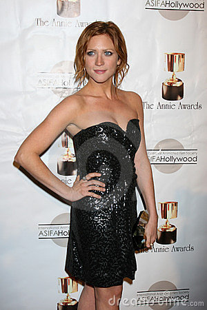Brittany Snow Editorial Image