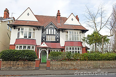 Brittiskt hus