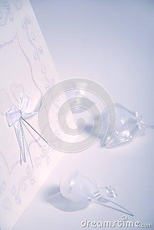 Bröllopkort