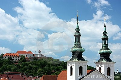 Brno scenery