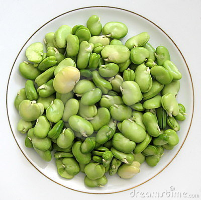 Free Broad Beans Royalty Free Stock Images - 5746039