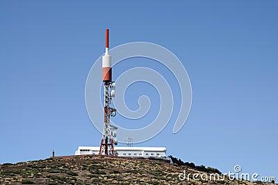 Broadcast antenna