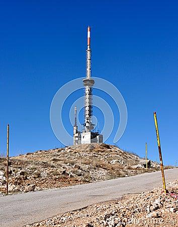 Broadcasting station 0027