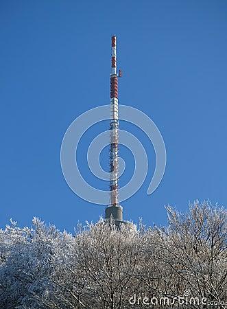 Broadcasting transmitter