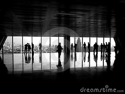 Broadgate Tower View 20th September 2009 Editorial Image