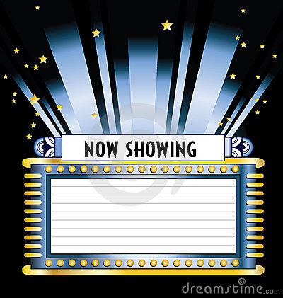 Broadway Movie Marquee