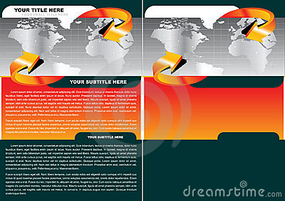 Brochure Style Concept