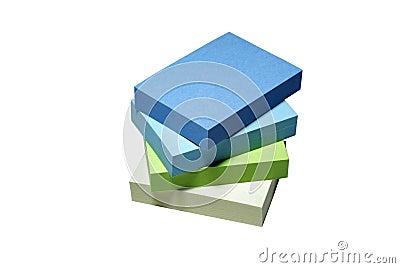 Brogujący nutowy papier