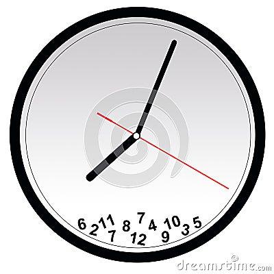 Free Broken Clock Stock Photo - 15710700