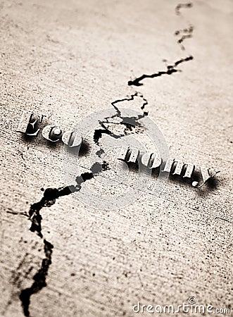 Broken or Cracked Economy