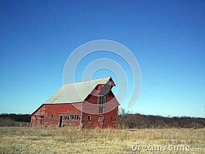 Broken Down Barn 2