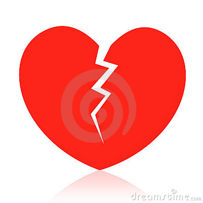 Free Broken Heart Stock Photo - 7908050