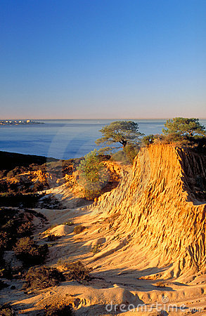 Free Broken Hill At Sunrise, Vertical Cover Shot Royalty Free Stock Images - 12646669