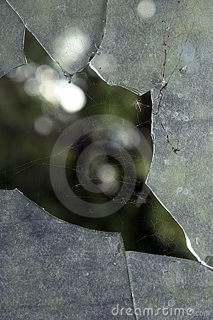Free Broken Window Stock Images - 2688404