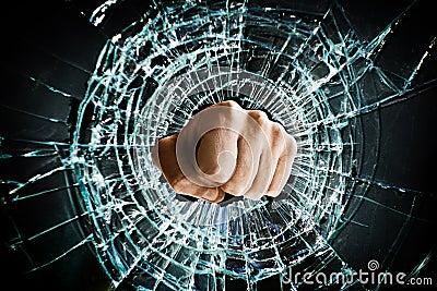 Broken window fist