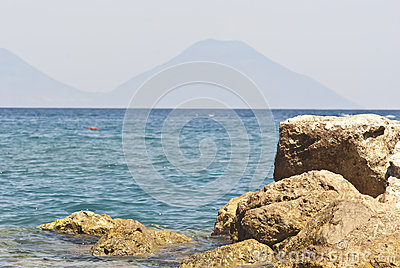 Brolo beach, Messina, Sicily