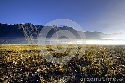 Bromo volcano - Sea of Sand