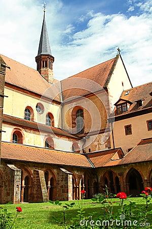 Bronnbach Abbey