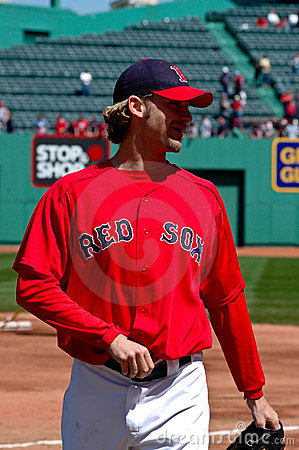 Bronson Arroyo Boston Red Sox Editorial Stock Image