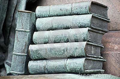 Bronze books