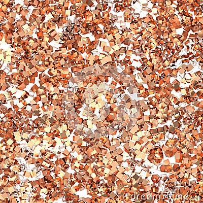 Free Bronze Flake Glitter Background Stock Images - 78849524
