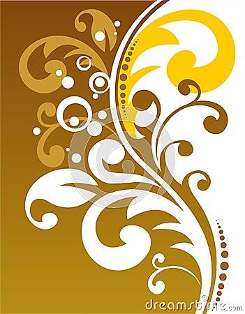 Free Bronze Floral Decor Stock Photos - 3373993