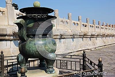 Bronze of Forbidden City