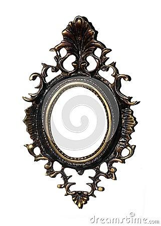 Bronze frame_