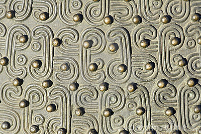 Bronze patterns