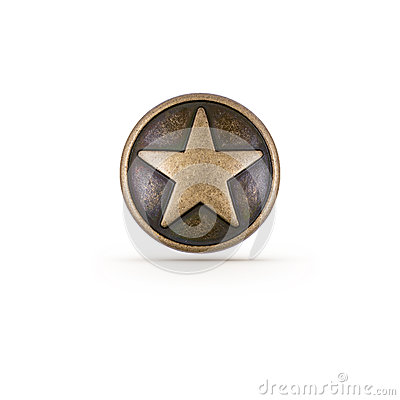 Bronze star symbol
