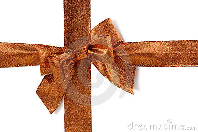 Bronzed bow