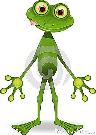 Brooding frog