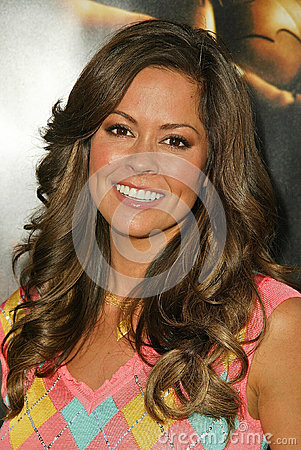 Brooke Burke Editorial Image
