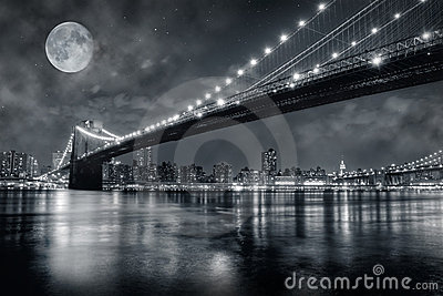Brooklyn Bridge Stock Photos - Image: 10259723