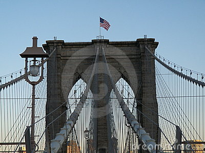 Brooklyn Bridge Royalty Free Stock Photos - Image: 10306368