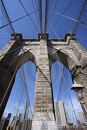 Brooklyn Bridge Stock Image - Image: 18315691
