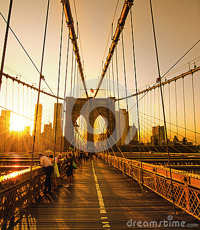 Free Brooklyn Bridge Royalty Free Stock Photography - 55794697