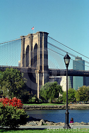 Brooklyn Bridge Park New York USA