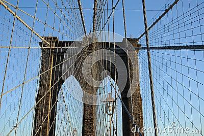 Brooklyn Bridge Suspension