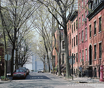 Brooklyn Heights New York USA