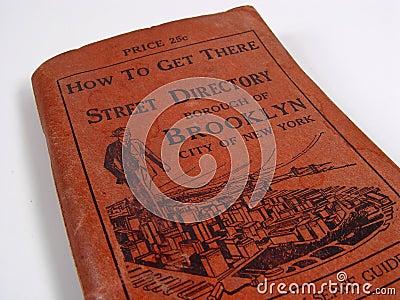 Brooklyn Street Guide 1920