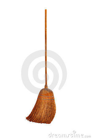 Free Broom Stock Images - 13155764