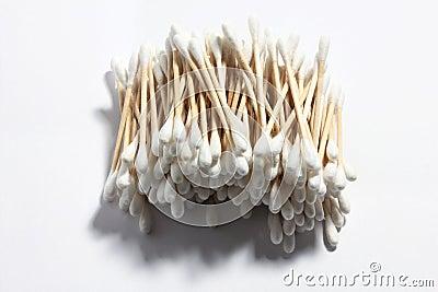 Brotes del algodón