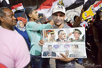 The brother of the martyr Editorial Photography