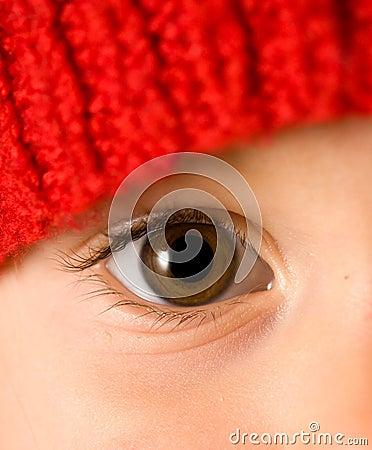 Brown-Auge