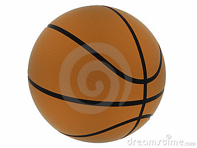 Brown Basket Ball