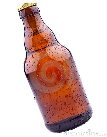 Brown Beer Bottle (German Beer)