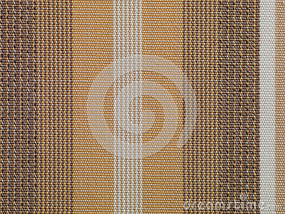 Brown and beige retro fabric texture