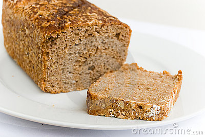 Brown-black- bread